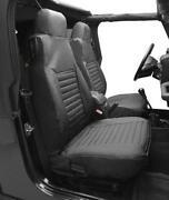 Denim Seat Covers