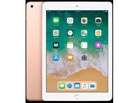 Apple iPad 6th Gen. 128GB, Wi-Fi, 9.7in - Gold