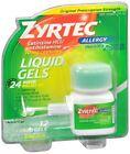 Zyrtec Capsule Over-the-Counter Allergy Medecine