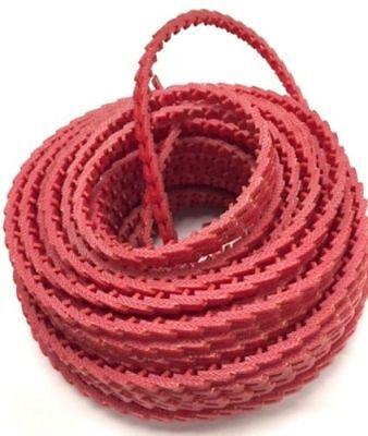 Adjustable Linked Drive V-belt 3l 38 9.525mm V Belt 2 Feet Z103l 0.375