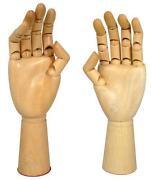 Wooden Manikin Hand