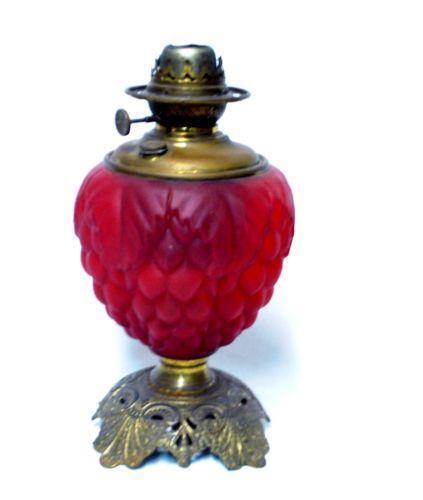 Antique Brass Lamp Ebay