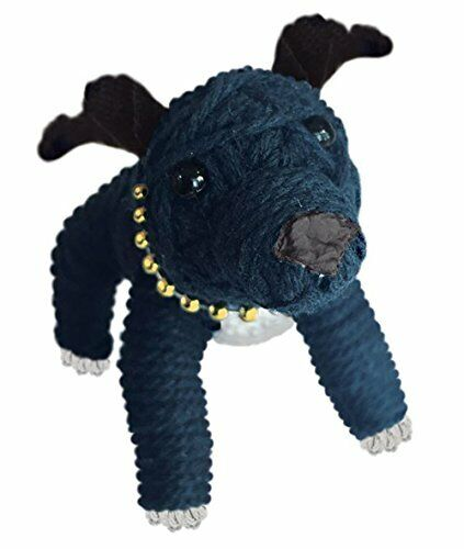 Kamibashi Pitt The Dog The Original String Doll Gang Handmade Keychain Toy & ...