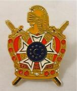 Demolay Pin