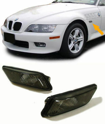 BMW NEW GENUINE Z4 SERIES E85 E86 03-09 WHITE TURN SIGNAL INDICATOR 7165734