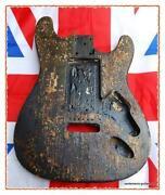 Stratocaster Korpus