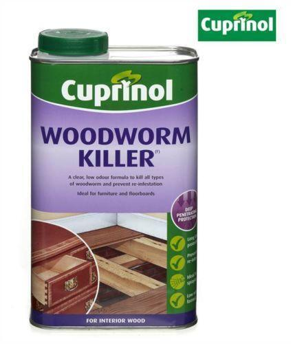 Woodworm Treatment Home Furniture  DIY