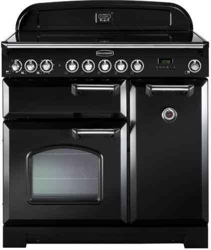 induction range cooker