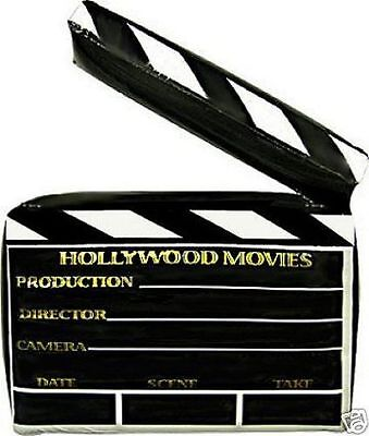 Inflatable Clapper Board 45cm x 30cm  Hollywood Party Decorations - Movies Party](Inflatable Clappers)