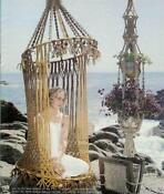 Macrame Chair Patterns