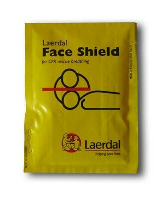 LAERDAL CPR FACE SHIELD (Laerdal Face Shields)