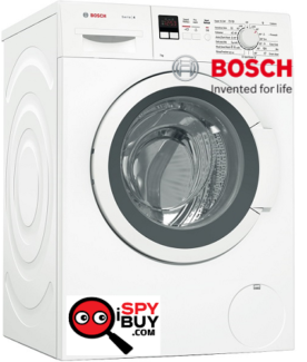 New Bosch 8kg Front Load Washer cash $994 *Only $50 on Delivery