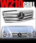 Mercedes E Class Front Grill