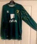 Norwich City Shirt