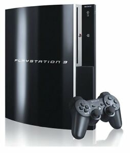PS3 Console + 3 games