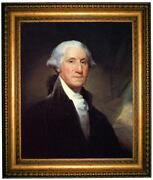 George Washington Framed