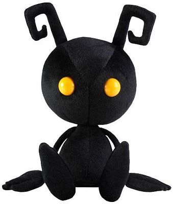 Kingdom Hearts Shadow Heartless Plush Doll Soft Figure Toys Gift 10 inch (Heart Toy)