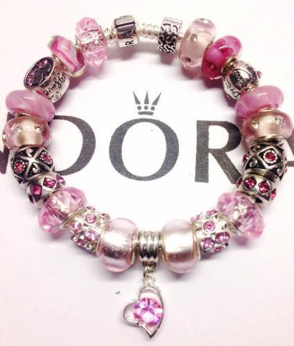 Pandora Bracelet 925 Ale Ebay