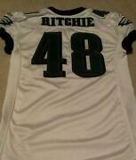 Eagles Game Worn Jersey