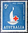 Red Australian Pre-Decimal Stamp Blocks, Sets & Sheets