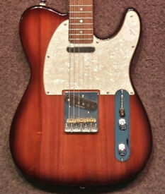 RARE Fender® Special Edition Koa Telecaster® sunburst NEW LOCAL PICKUP ONLY