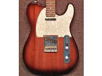 RARE Fender® Special Edition Koa Telecaster® sunburst NEW LOCAL PICKUP ONLY