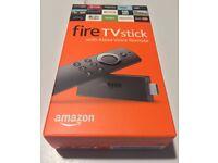 Enhanced Amazon Fire Tv Stick with Alexa voice control (New)
