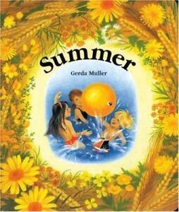 Summer von Gerda Muller (1994, Gebundene Ausgabe)