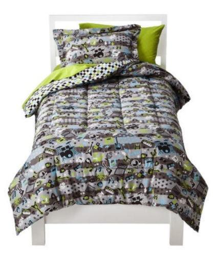 Rock N Roll Bedding Ebay