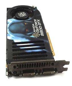 BFG NVIDIA GeForce 8800 GTX 768 MB GDDR3 SDRAM PCI Express x16