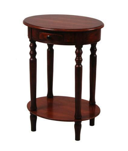 Cherry Wood End Tables Ebay
