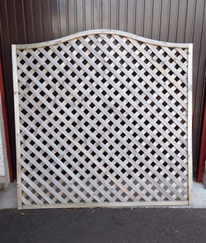 Diamond Trellis Fencing Ebay