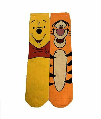 Disney Pooh and Tigger Mismatched Socks