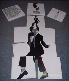Michael Jackson – Twelves Unreleased Rare DJ Promo Boxset - Never Released - MJ Mega Rare! DJ Only!