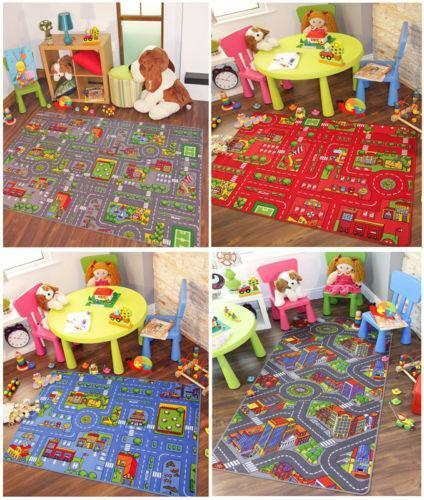 Car Play Mat: Toys & Games