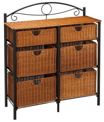 Wicker Dresser Ebay
