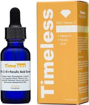 The Best 20  Vitamin C   Vitamin E  Ferulic Acid Serum 1 Oz  30Ml  Timeless Skin