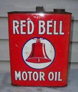 Vintage 2 Gallon Oil Can