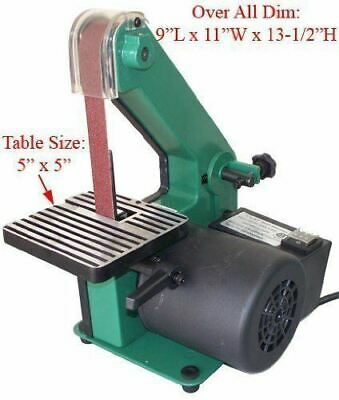 "1"" X 30"" Belt Sander 1/3 Hp Top Bench Sanding Power Tool 340"