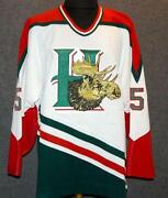 Game Worn Hockey Jersey