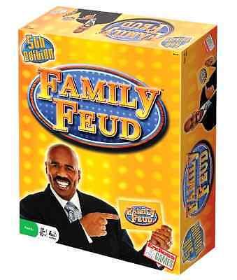 Family Feud 5Th Edition Board Classic Game Fun