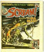 Scream Comic