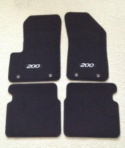 Weather Mats For Your Car >> Chrysler 200 Floor Mats | eBay