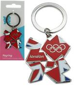 Olympic Rings Badge
