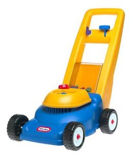 Looking for a lawnmower walker toy