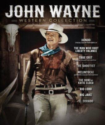 John Wayne Western Collection DVD 032429273215