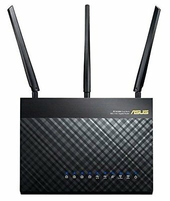 T-Mobile AC-1900 By ASUS Wireless-AC1900 Dual-Band Gigabit Router