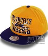 Mitchell and Ness Snapback Lakers