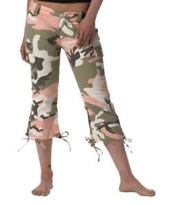 Womens Pink Camo Pants bff2944434