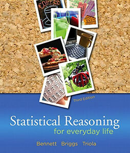 STATISTICAL REASONING FOR EVERYDAY LIFE W/CD (3rd Edition)